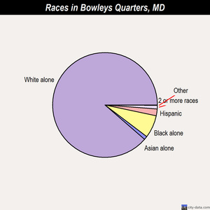 Bowleys Quarters races chart