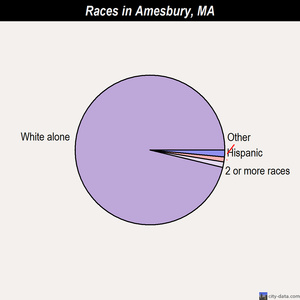 Amesbury races chart