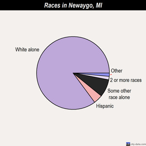 Newaygo races chart