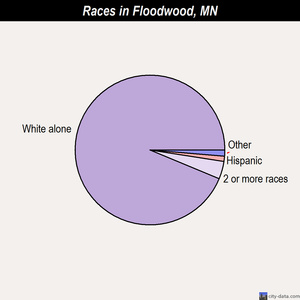 Floodwood races chart