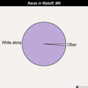 Wykoff races chart