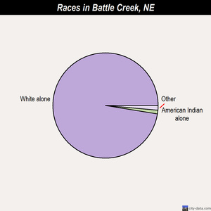 Battle Creek races chart