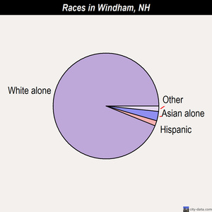 Windham races chart