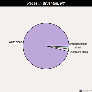 Brushton races chart
