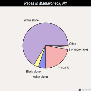 Mamaroneck races chart