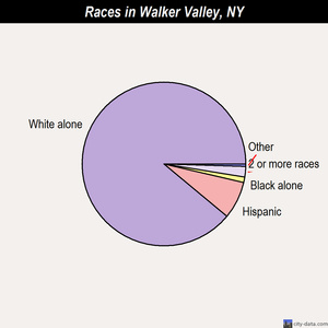 Walker Valley races chart