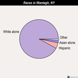 Wantagh races chart