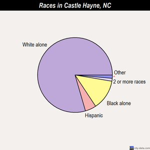 Castle Hayne races chart