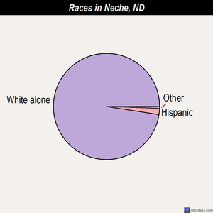 Neche races chart