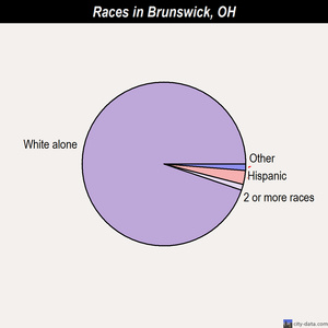 Brunswick races chart