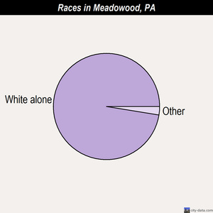 Meadowood races chart