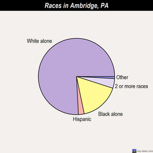 Ambridge races chart