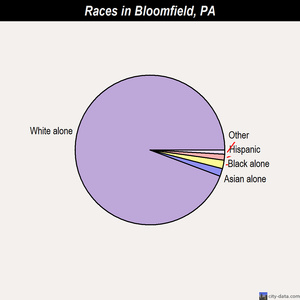 Bloomfield races chart