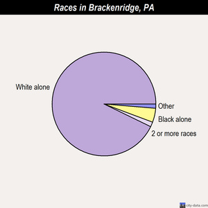 Brackenridge races chart