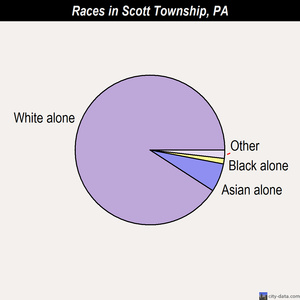 Scott Township races chart
