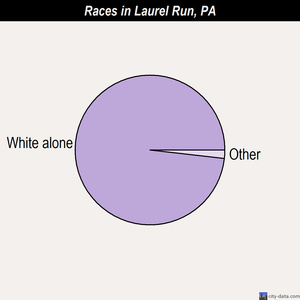 Laurel Run races chart
