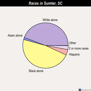 Sumter races chart