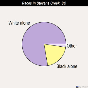 Stevens Creek races chart