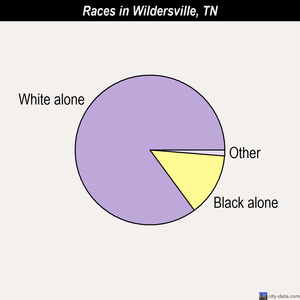 Wildersville races chart