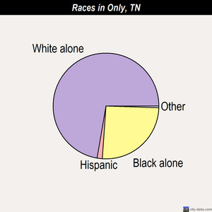 Only races chart