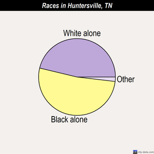 Huntersville races chart