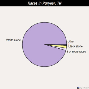 Puryear races chart