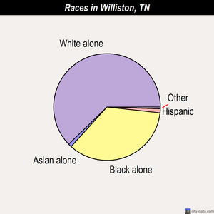 Williston races chart
