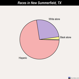 New Summerfield races chart