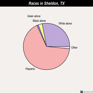 Sheldon races chart
