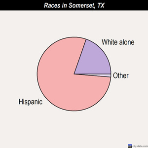 Somerset races chart