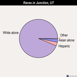 Junction races chart