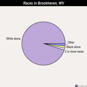 Brookhaven races chart