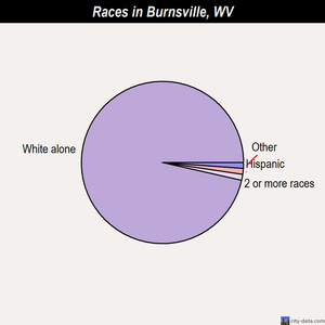 Burnsville races chart