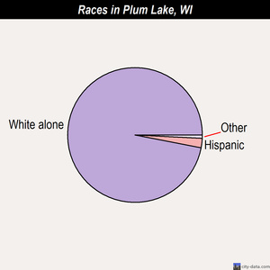 Plum Lake races chart