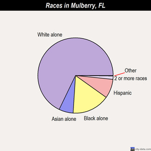Mulberry races chart