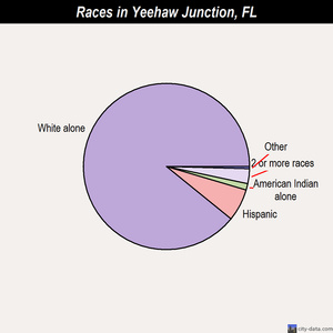 Yeehaw Junction races chart