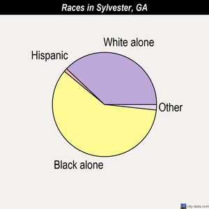 Sylvester races chart