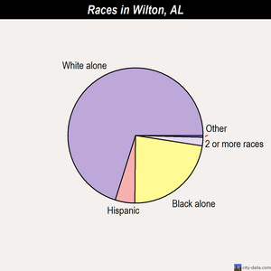 Wilton races chart