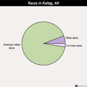 Kaltag races chart