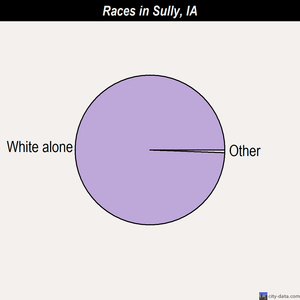 Sully races chart