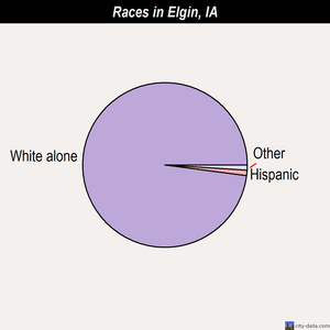 Elgin races chart
