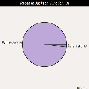 Jackson Junction races chart