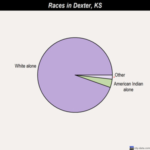 Dexter races chart
