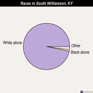 South Williamson races chart