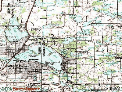 Dellwood topographic map