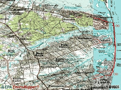 Fair Haven topographic map