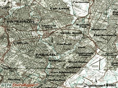 Gibbsboro topographic map