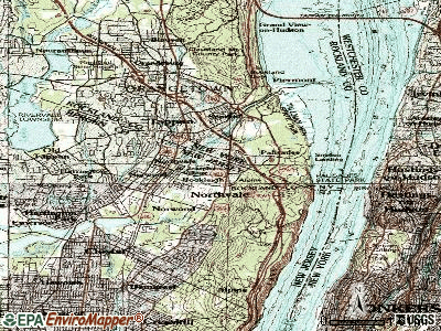 Rockleigh topographic map