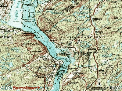 Cold Spring topographic map
