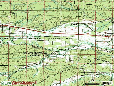 Central Park topographic map